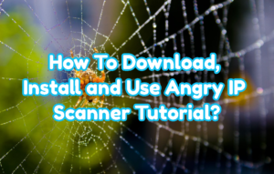 How To Download, Install and Use Angry IP Scanner Tutorial?